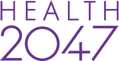 health2047 - purple logo